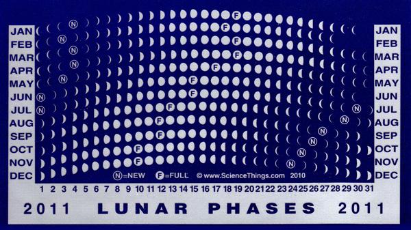 moon phases 2011 north america. moon phases 2011 north